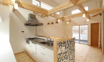 二世帯高耐震新築住宅&長期優良住宅 ペットと暮らす