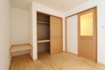 洋室 (二世帯高耐震新築住宅&長期優良住宅 ペットと暮らす)
