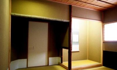 究極の終の棲家ちいさな茶室 かすかな光を楽しむ時間