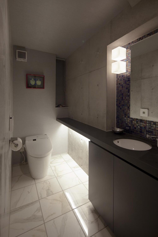 松原の家 (トイレ)
