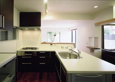 寛の家52の部屋 キッチン