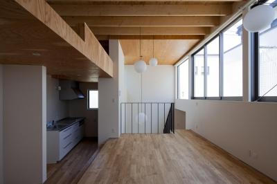 2階LDK (鶴見の家)