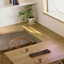 寛の家56 (デスク、テーブル)