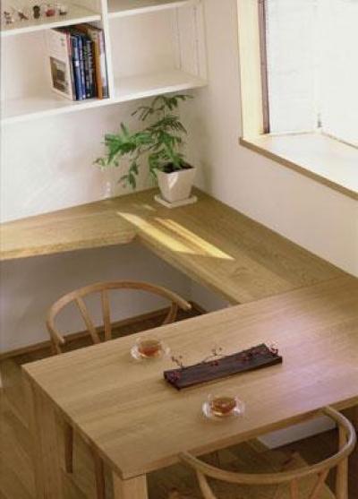 デスク、テーブル (寛の家56)