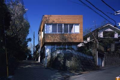 寛の家61 (外観(東側))