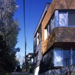 寛の家61 (外観(道路側))