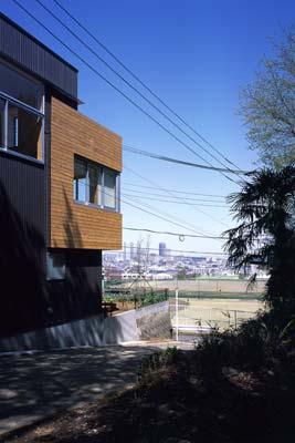 寛の家61 (外観(南側))