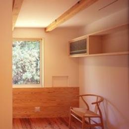 寛の家61 (1階 寝室)