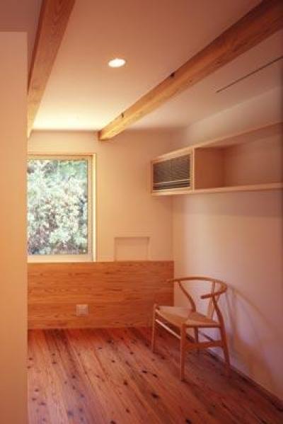 1階 寝室 (寛の家61)