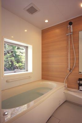 寛の家61 (2階 浴室)