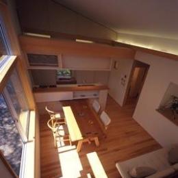 2階 LDK (寛の家61)