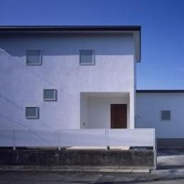 寛の家62 (外観(道路側))