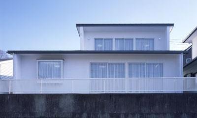 寛の家62 (外観(西側))