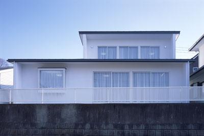 寛の家62の写真 外観(西側)