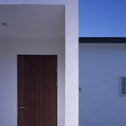 寛の家62 (玄関アプローチ)