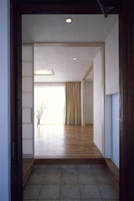 寛の家62の写真 玄関ホール