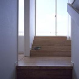 寛の家62 (階段~2階ホール)