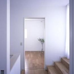 寛の家62 (2階 ホール)