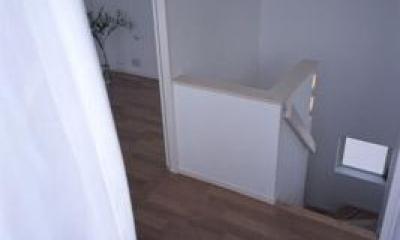 寛の家62 (2階 ホール~階段)
