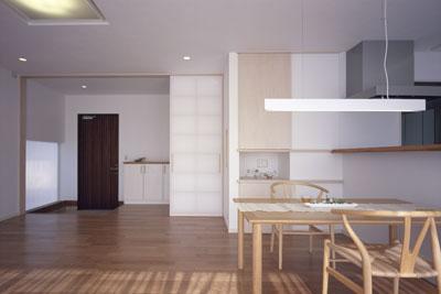 建築家:溝部公寛「寛の家62」