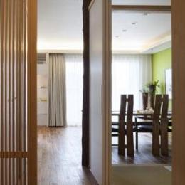 寛の家82 (ホール~LD)