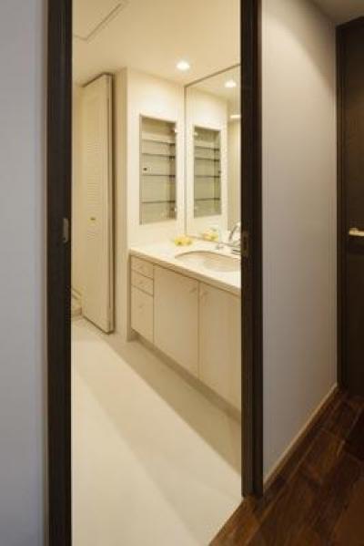 洗面室 (寛の家82)