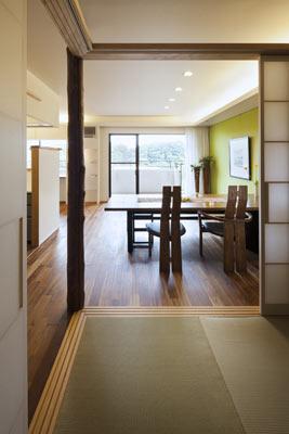寛の家82の写真 和室~LD