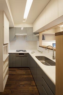 寛の家82の写真 キッチン