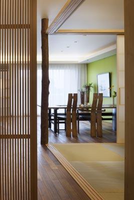 寛の家82の部屋 ホール~和室~ダイニング