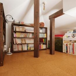 T邸・家族のくらしをより楽しく豊かにするとっておきの家 (ロフト-多目的スペース)