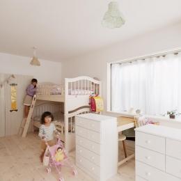 T邸・家族のくらしをより楽しく豊かにするとっておきの家