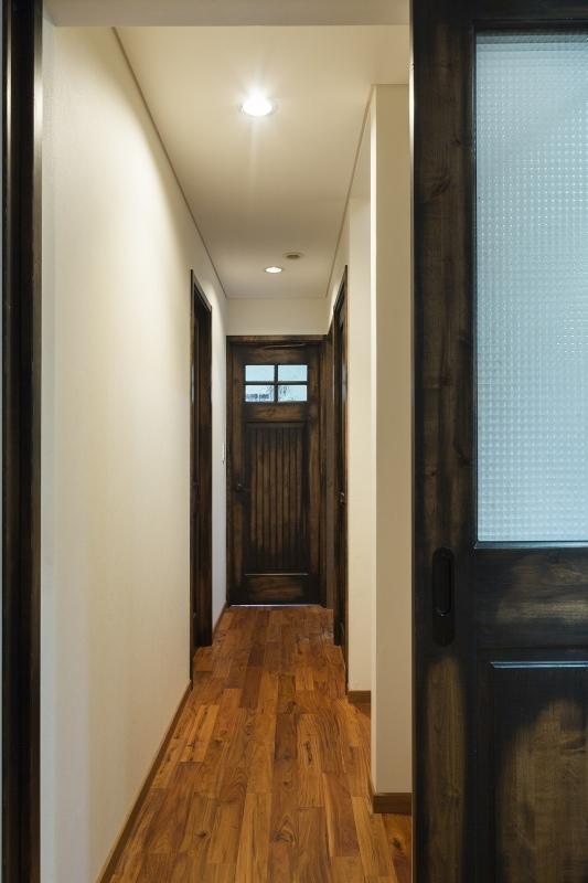 No.90 40代/4人暮らしの部屋 廊下2