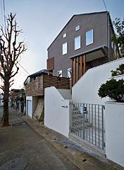川崎市S邸の部屋 外観