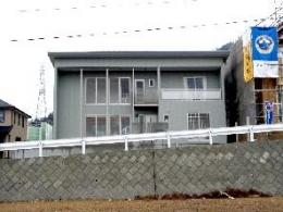 ロングヒルの家 (外観1)