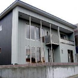 ロングヒルの家 (外観2)