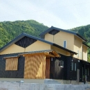 井上一則の住宅事例「海の見える家」