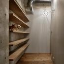 蘆田暢人の住宅事例「元浅草の住居」