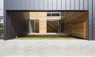 古間木の家 (外観2)