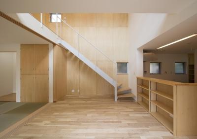 古間木の家 (ダイニング・キッチン2)