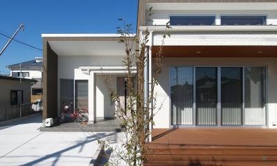 桃ノ木の家