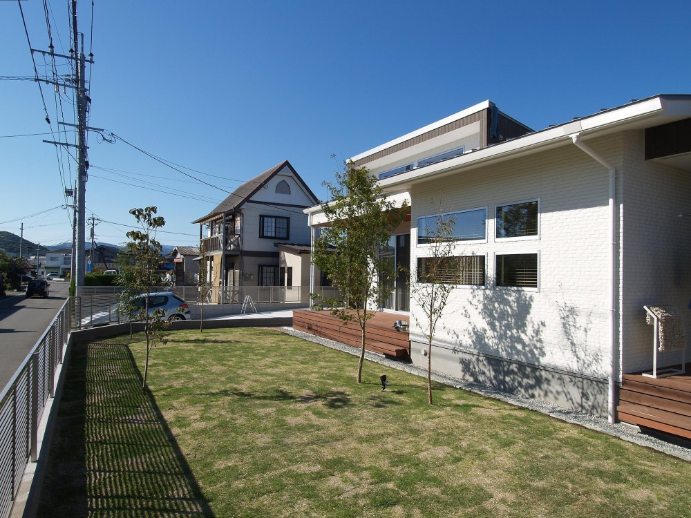 桃ノ木の家 (外観)