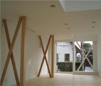 辻堂羽鳥の家 K邸の部屋 奥行のあるダイニングリビング