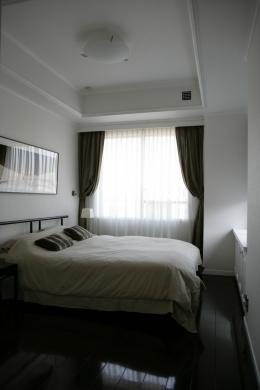 港区S邸 (Guest Room)