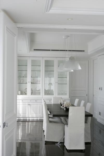 Dining room (港区S邸)