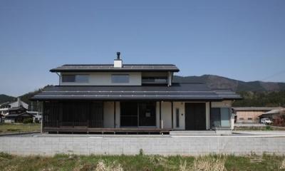 揖斐川町谷汲の家