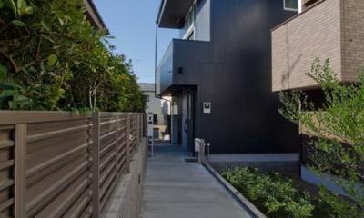 世田谷の住宅3