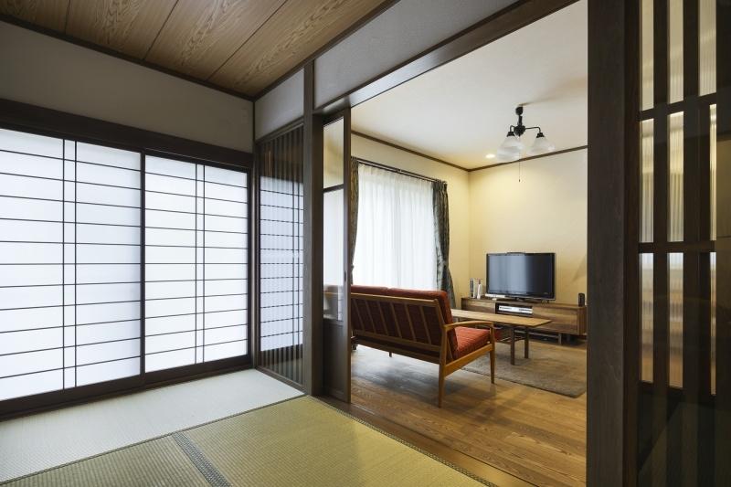 No.87 30代/2人暮らしの部屋 和室1