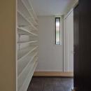 世田谷の住宅3の写真 玄関納戸