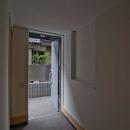 世田谷の住宅3の写真 玄関
