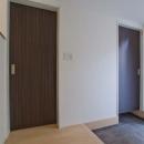 世田谷の住宅3の写真 閉めた状態